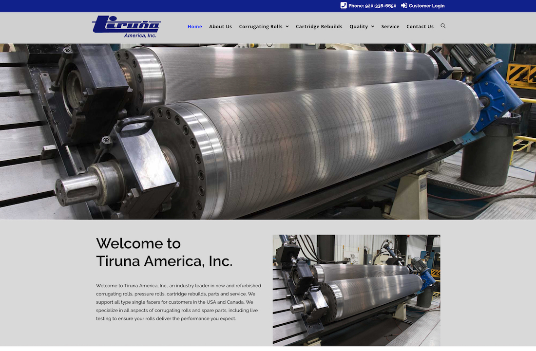 Read more about the article Tiruna America launches updated website